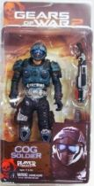 Gears of War Series 6 - COG Soldier - NECA Player Select figure