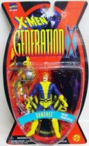 Generation X - Banshee (blue costume)