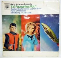 Gerry Anderson presents T.V. Favourites Vol.1: Captain Scarlet versus Captain Black - Perils of Penelope - Introducing Thunderbi
