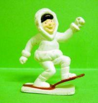 Gervais (Ice Cream) - Eskimo on rackets