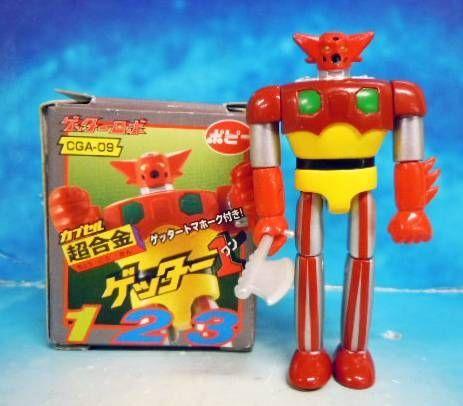 Getter Robo - Capsule Popynica - Getter 1 Dragon
