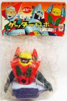 Getter Robo - Getter-3 - Figurine vinyl 14cm Popy