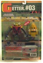 Getter Robo - Kaiyodo - Getter 3 Victory