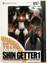 Getter Robo - Kaiyodo Revoltech 037 - Shin Getter 1