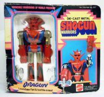 Getter Robo - Mattel Shogun Warriors - Dragun 2nd edition