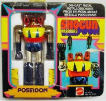 Getter Robo - Mattel Shogun Warriors - Poseidon 3rd edition (Mint in box)