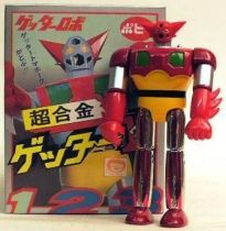 Getter Robo - Maxima - Getter 1 red version (Mint in box)