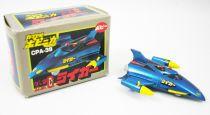 Getter Robo G - Capsule Popynica - Liger Machine
