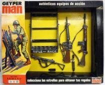 Geyper Man - Armero - Ref 7303