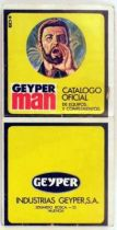 Geyper Man - Catalogo oficial Catalogue