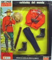 Geyper Man - Policia Montada del Canada