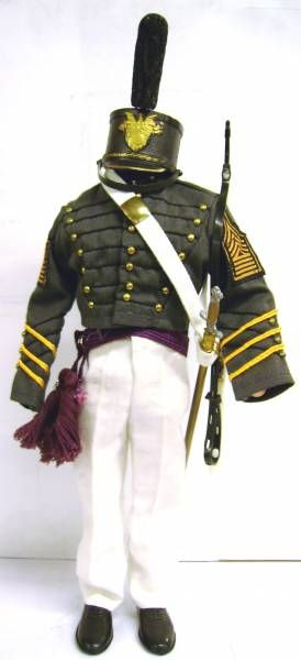 Geyper Man - Uniforme y equipos soldados - Cadete de West Point - Ref 7151