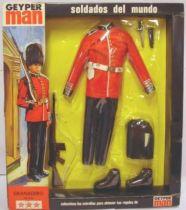Geyper Man - Uniforme y equipos soldados - Granadero - Ref 7150