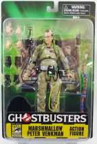 Ghostbusters - Diamond Select - Marshmallow Peter Venkman (SDCC Exclusive)