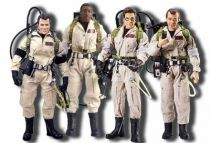 Ghostbusters - Mattel - 12\'\' figures set of 4 : Peter, Ray, Egon and Winston