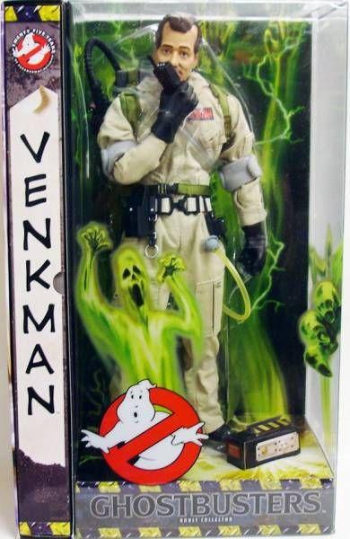 Ghostbusters - Mattel - 12\\\'\\\' Peter Venkman