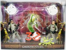 Ghostbusters - Mattel - Egon Spengler & Peter Venkman (30th Anniversary)