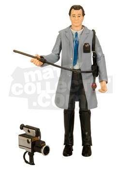 Ghostbusters - Mattel - Peter Venkman (Ready to Believe You)