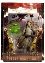 Ghostbusters - Mattel - Peter Venkman (with Slimer)