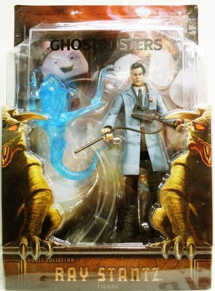 Ghostbusters - Mattel - Ray Stantz (blue lab coat)
