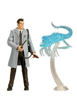 Ghostbusters - Mattel - Ray Stantz (blue lab coat)