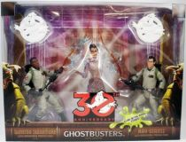 Ghostbusters - Mattel - Winston Zeddemore & Ray Stantz (30th Anniversary)