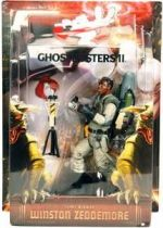Ghostbusters - Mattel - Winston Zeddemore with Slime Blower