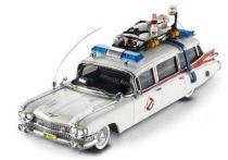 Ghostbusters - Mattel Hotwheels Elite - 1:18 Ghostbusters Ecto-1