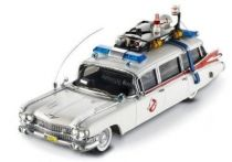 Ghostbusters - Mattel Hotwheels Elite - 1:43 Ghostbusters Ecto-1