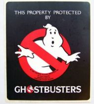 Ghostbusters - Promotional Sticker (Canada)