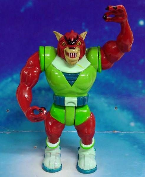 Ghostbusters Filmation - Action Figure -  Fangster (loose)