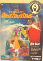 Ghostbusters Filmation - Action Figure - Fib Face (mint on Schaper card)