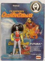 Ghostbusters Filmation - Action Figure - Futura (mint on Comansi card)