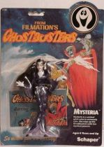 Ghostbusters Filmation - Action Figure - Mysteria (mint on Schaper card)