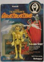 Ghostbusters Filmation - Action Figure - Scared Stiff (mint on Schaper card)