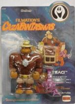 Ghostbusters Filmation - Action Figure - Tracy (mint on Comansi card)