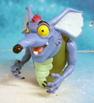 Ghostbusters Filmation - Figurine articulée - Brat-a-rat / Sournor (loose)