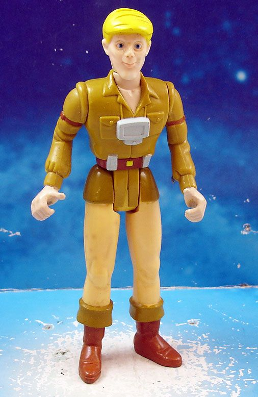 Ghostbusters Filmation - Figurine articulée - Jake (loose)