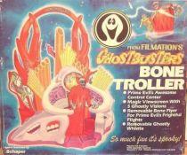 Ghostbusters Filmation - Vehicle - Bone Troller (mint in Schaper box)