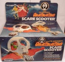 Ghostbusters Filmation - Vehicle - Scare Scooter (mint in Schaper box)