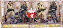 Ghostbusters II - Mattel - 12\'\' figures set of 4 : Peter, Ray, Egon and Winston