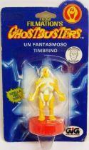Ghostbusters Mini Stamp - Scarred Stiff - GIG