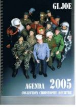Gi Joe collector\'s diary