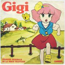 Gigi - Disque 45Tours - Carrere 1984