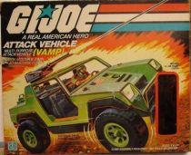 G.I.JOE - 1982 - Attack Vehicle VAMP