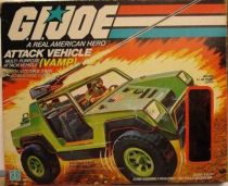 G.I.JOE - 1982 - Attack Vehicle VAMP