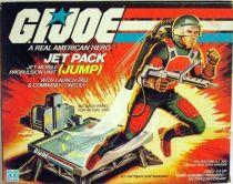 G.I.JOE - 1982 - Jet Pack J.U.M.P.