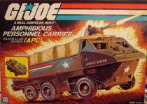 G.I.JOE - 1983 - Amphibious Personnel Carrier APC