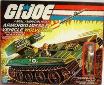 G.I.JOE - 1983 - Armored Missile Vehicle Wolverine