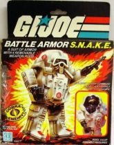 G.I.JOE - 1983 - Battle Armor S.N.A.K.E.